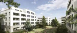 Tiefgarage für Wohnquartier GWH Riedberg